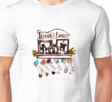 Friends and family 2016 Unisex T-Shirt