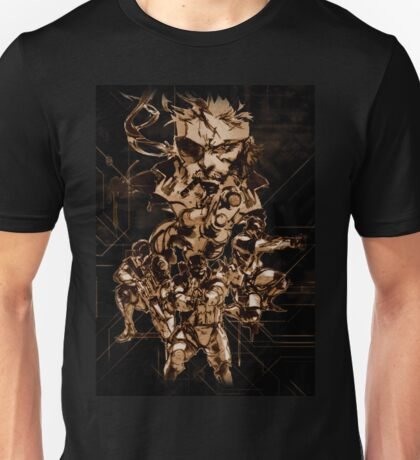 Metal Gear Solid (6 of 10) Unisex T-Shirt