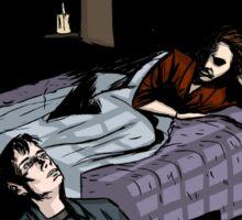 X-Files - Bed Sticker