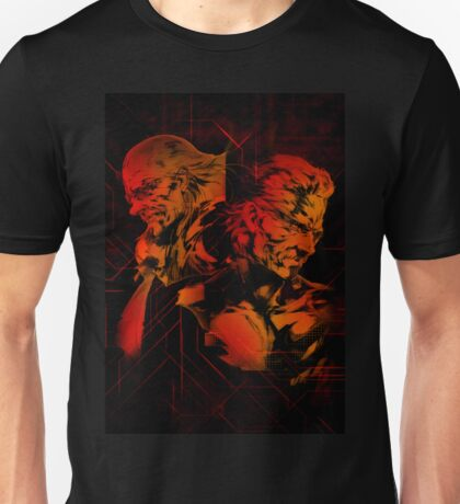 Metal Gear Solid (7 of 10) Unisex T-Shirt