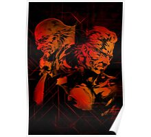 Metal Gear Solid (7 of 10) Poster