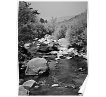 Running Water -- Rio Pueblo de Taos Poster
