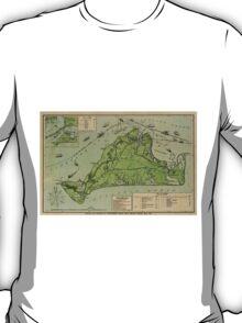 Martha's Vineyard 1913 T-Shirt