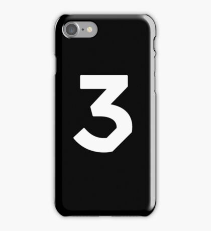 Chance the Rapper 3 iPhone Case/Skin