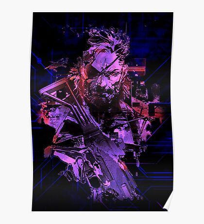 Metal Gear Solid (9 of 10) Poster