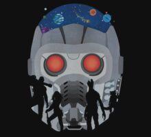 Look Into StarLords Helmet by RomeroMovieNews