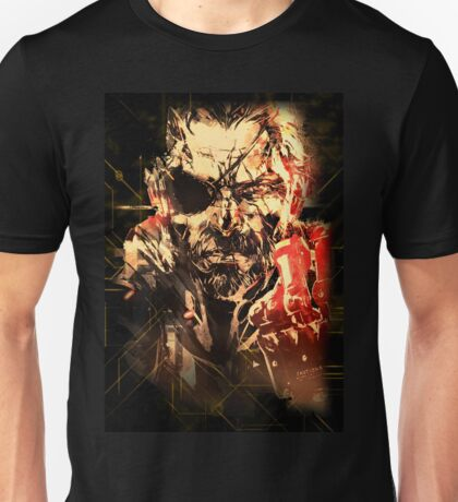 Metal Gear Solid (10 of 10) Unisex T-Shirt