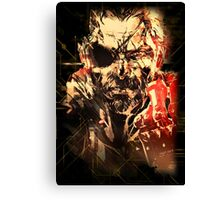 Metal Gear Solid (10 of 10) Canvas Print