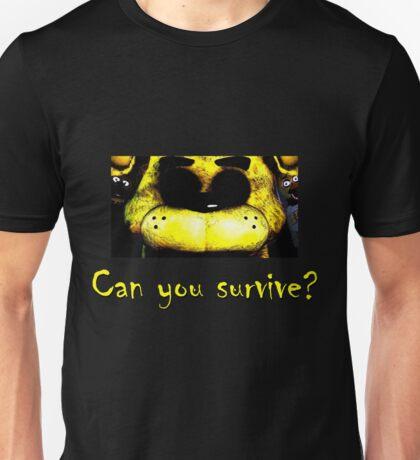 Five Nights at Freddy's: Golden Freddy Unisex T-Shirt