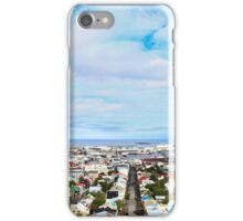 Rooftop Rainbow iPhone Case/Skin