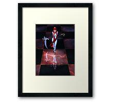The Reaper Reborn Framed Print
