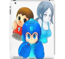 New Challengers Approaching iPad Case/Skin