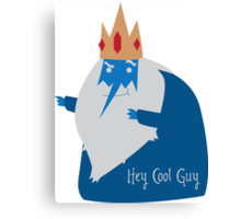 Cool Guy Canvas Print