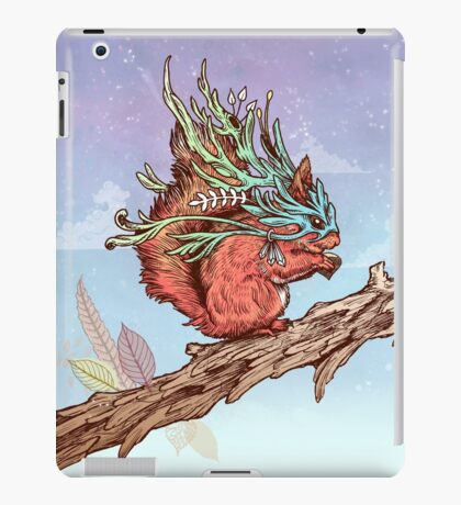 Little Adventurer iPad Case/Skin