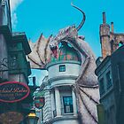 diagon alley. by Diana Kelly