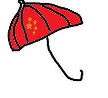 Umbrella Revolution by whitefloor