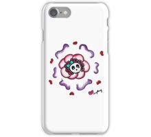 Skull Flower iPhone Case/Skin