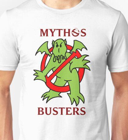 MYTHOS BUSTERS Unisex T-Shirt