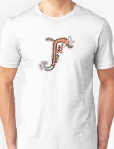 Fox Letter J Unisex T-Shirt