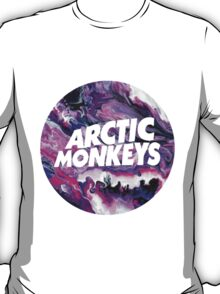 Arctic Monkeys Marble T-Shirt