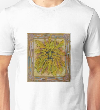 Green Man #2 T-Shirt