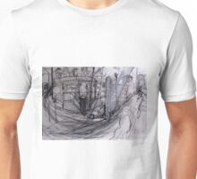 Footscray Rail Link Construction (With Conflict) Unisex T-Shirt