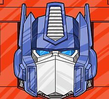 Optimus Prime by webninja