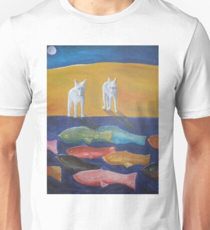 Wolves and Fish T-Shirt