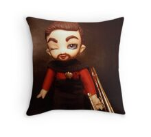 Number One Baby Throw Pillow