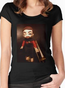 Number One Baby Women's Fitted Scoop T-Shirt