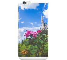 cinderella castle.  iPhone Case/Skin