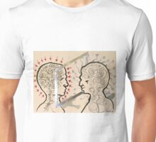 Mirrored Anxiety (The Duality) Unisex T-Shirt