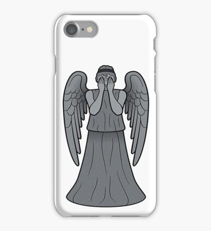 the lonely assassins - Weeping Angels iPhone Case/Skin