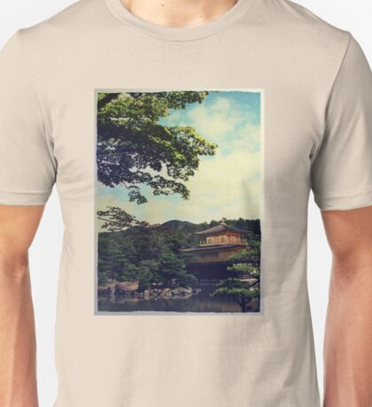 Golden Pavilion  Unisex T-Shirt