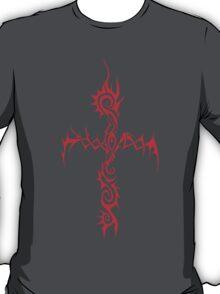 Red Thorn Cross T-Shirt