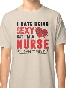 sexy nurse Classic T-Shirt
