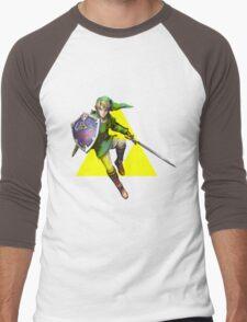 Hyrule Warrior Men's Baseball ¾ T-Shirt