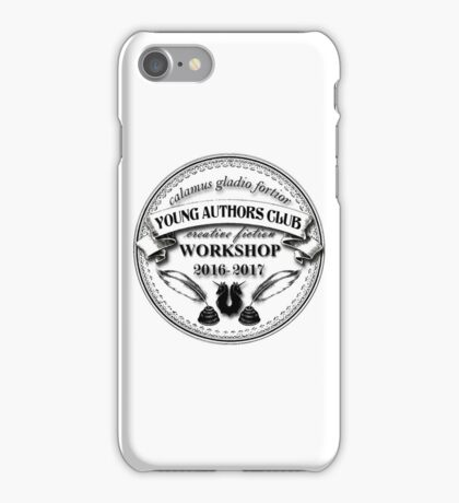 Young Authors Club iPhone Case/Skin