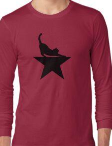 Hamilcat 2.0 for Hamilton Musical Fans Long Sleeve T-Shirt