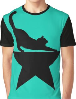 Hamilcat 2.0 for Hamilton Musical Fans Graphic T-Shirt