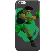 Punch-Out iPhone Case/Skin