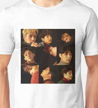 EXO - 'For Life' Winter Album Unisex T-Shirt