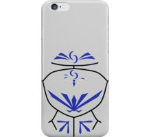 Saber's Chest Plate iPhone Case/Skin