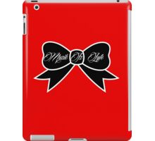 Muzik Iz Lyfe Ribbon iPad Case/Skin