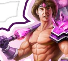 Taric - League of Legends Sticker