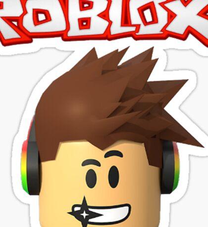 Roblox Character T-Shirt Sticker