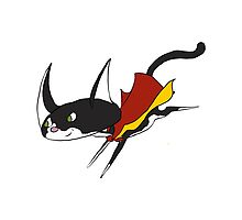 Super Cat to save the Day! by Vesuvius