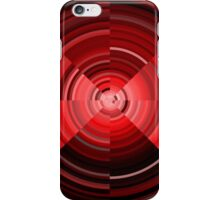 Girl Power - Bold Red Energy iPhone Case/Skin