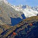 Aoraki Autumn by Harry Oldmeadow