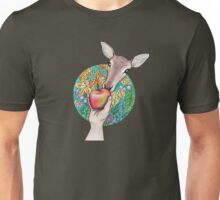 I'd Rather Feed An Apple To A Deer Unisex T-Shirt